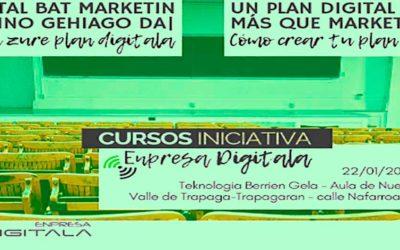 Un Plan Digital es más que Marketing. Cómo crear tu Plan Digital – Meatzaldea